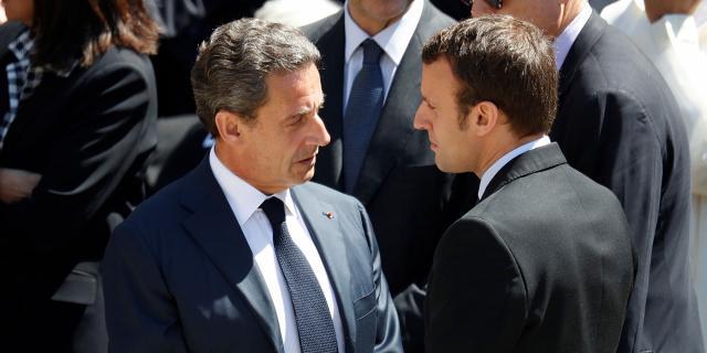 Nicolas Sarkozy-Emmanuel Macron, une relation qui agace chez Les ... - lejdd.fr