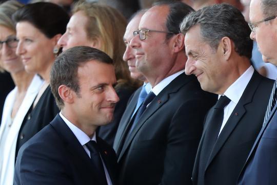 Sarkozy-Macron, retour sur une relation entre fascination et ... - rtl.fr