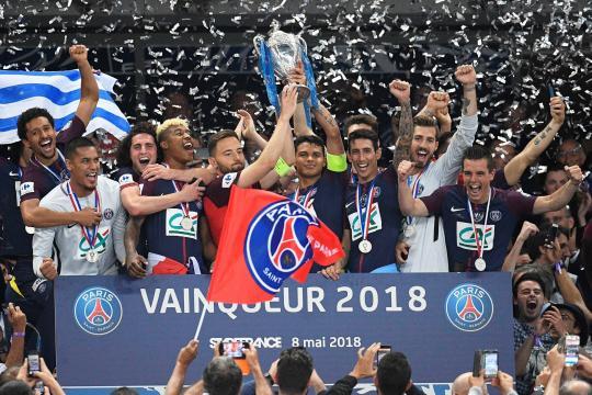 Coupe de France : le PSG bat un record, les Herbiers s'en sortent ... - parismatch.com