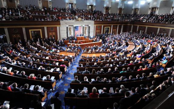 Il Congresso degli Stati Uniti d'America, dove ieri ha avuto luogo il summit