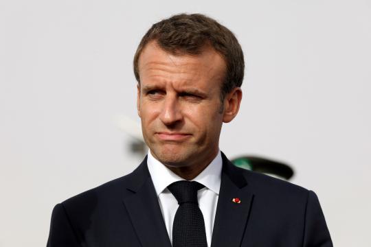 L'action de Macron plus désavouée que jamais en juillet, la ... - yahoo.com