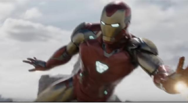 Avengers 4: Endgame final trailer (2019) Marvel, Superhero Movie HD. [Image source/Rapid Trailer YouTube video]