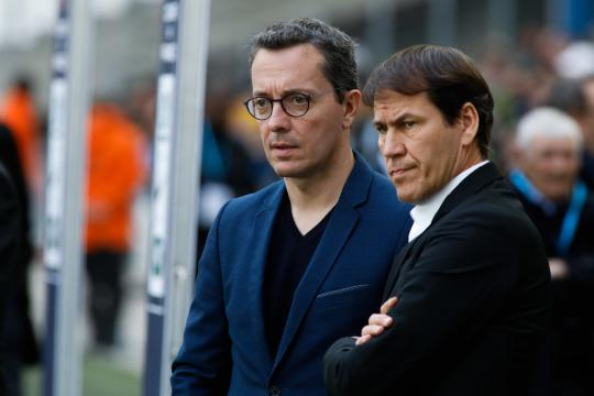OM : Jérôme Rothen ordonne à Eyraud de virer Garcia d'urgence ! - footradio.com