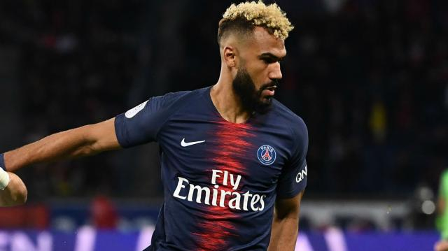 Video: Choupo-Moting's almost impossible miss for PSG   Goal.com - goal.com