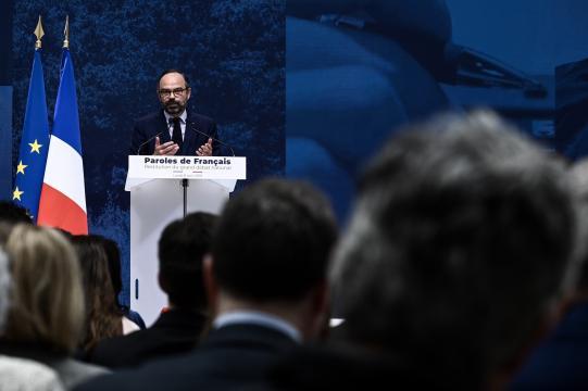 Grand débat : Edouard Philippe souligne avoir entendu 'l'exaspération' des Français