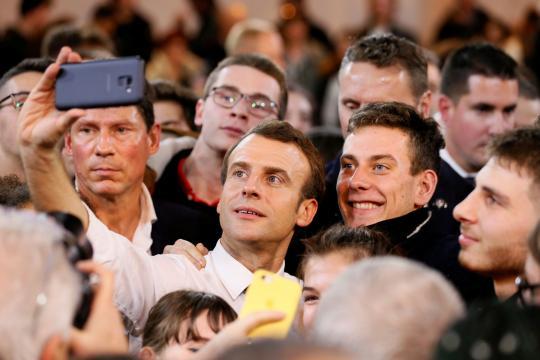 Le grand débat, une campagne électorale déguisée, selon l'opposition - lefigaro.fr