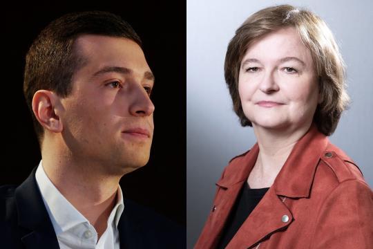 Européennes : le Rassemblement national passe avant En Marche, LFI dévisse