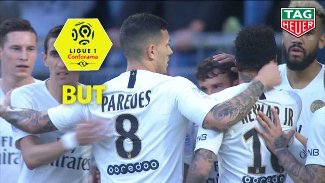 But Ambroise OYONGO (12ème csc) / Montpellier Hérault SC - Paris ... - dailymotion.com
