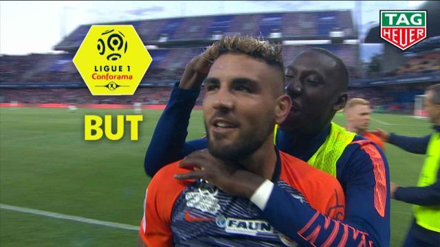 But Andy DELORT (80ème) / Montpellier Hérault SC - Paris Saint ... - dailymotion.com