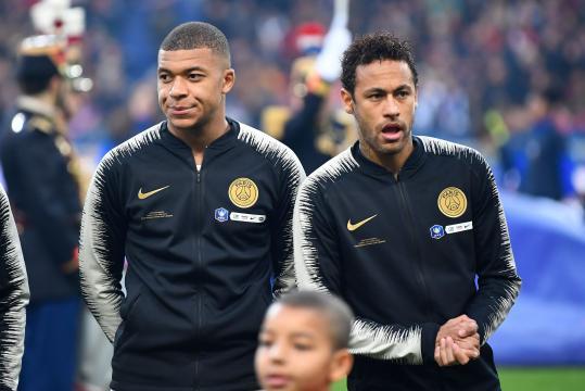 Neymar et Mbappé risquent gros devant la commission de discipline ... - lefigaro.fr