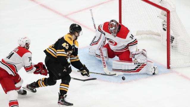 Boston ganó por paliza el juego 2 de la Final del Este.www.yahoo.com