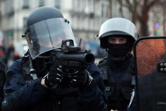 Gilets jaunes» : l'IGPN a ouvert 116 enquêtes depuis le début du ... - lefigaro.fr