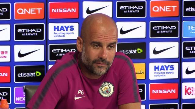 Manchester City unveil new strip with Premier League winners set ... - irishmirror.ie