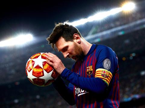 Messi sin Champion ni idea de equipo a su alrededor.