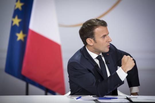 1er Mai : Macron veut une réponse «extrêmement ferme» aux black blocs - lefigaro.fr