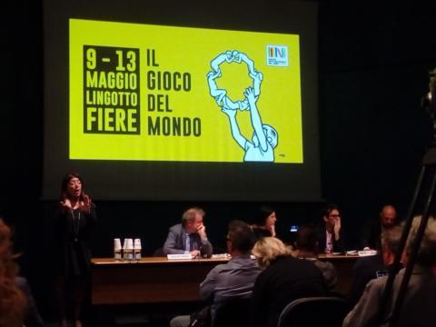 Conferenza stampa di chiusura del 32° salone internazionale del libro