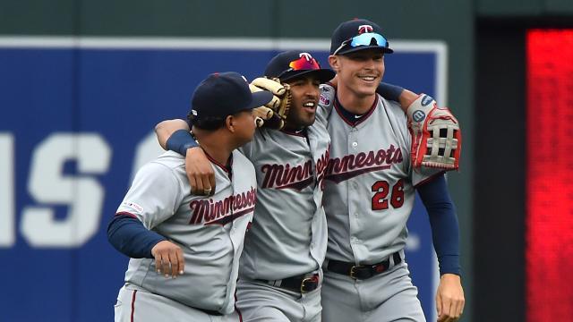 Los Twins tienen una ofensiva sin estrellas pero que sabe hacer el trabajo. MLB.com.