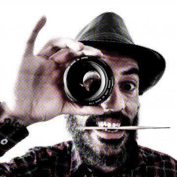 Mirko Orlando autore di 'Paradiso Italia'.