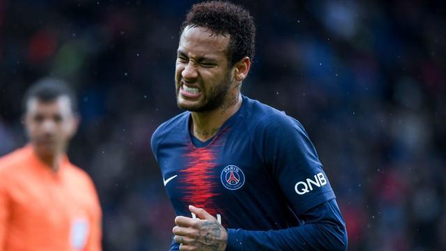 PSG | PSG - Malaise : L'autorité de Neymar remise en question par ... - le10sport.com