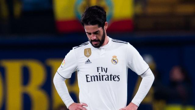 Real Madrid star Isco left out of Luis Enrique's Spain squad - foxsportsasia.com