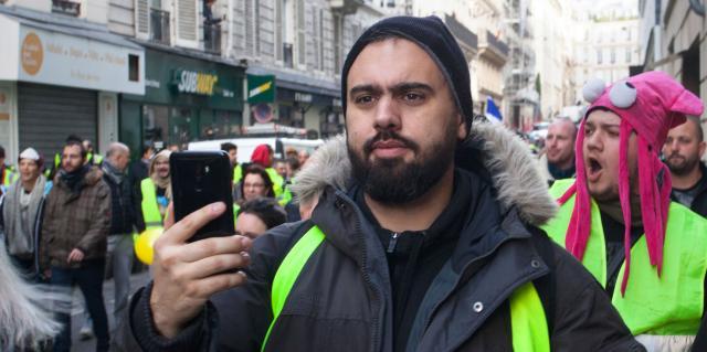 Eric Drouet : le Gilet jaune avait prévu de se faire arrêter - lejdd.fr