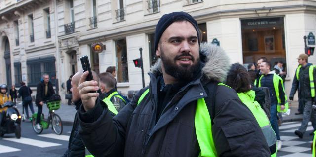 Gilets jaunes : Eric Drouet arrêté à Paris pour organisation d'une ... - lejdd.fr