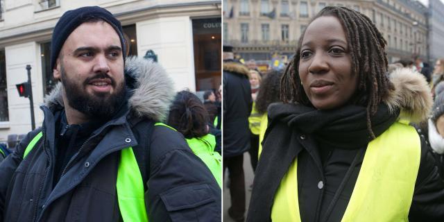 Gilets jaunes : le mouvement se fissure entre Eric Drouet et ... - lejdd.fr