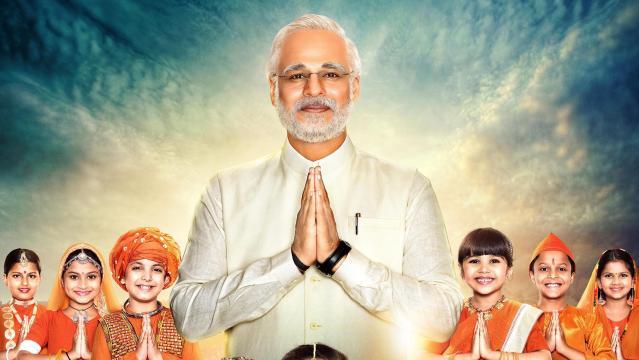Imagen de la película 'PM Narendra Modi', que la Junta Electoral india pospone su estreno hasta después de las elecciones.