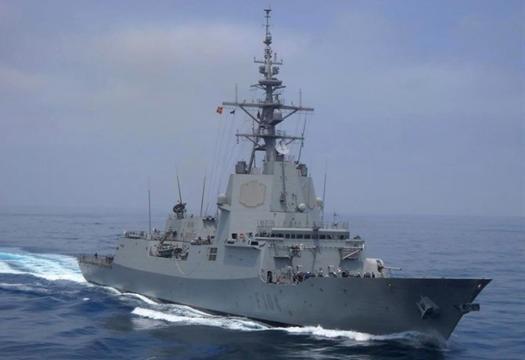 La fragata Méndez Nuñez su tripulación fue avergonzada por una decisión precipitada