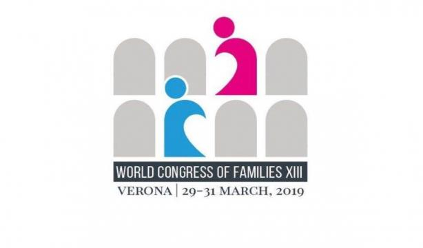 Congresso Mondiale delle Famiglie - Logo ufficiale