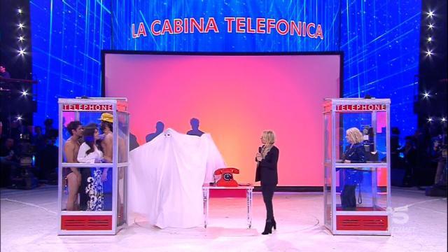 Mark Caltagirone ad Amici 18, il fidanzato-fantasma di Pamela Prati appare al serale.