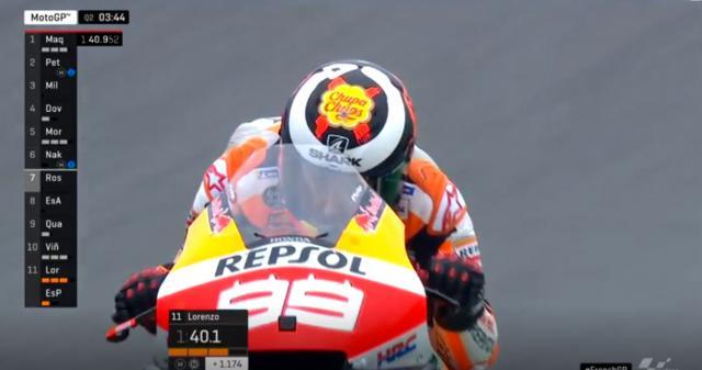 LIVE MotoGP, GP Le Man: Marquez in testa, gara in diretta streaming su SkyGo.