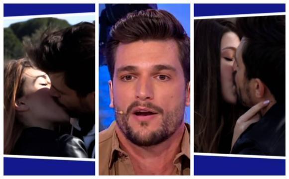 Uomini e Donne anticipazioni, Andrea Zelletta rifiuta il bacio