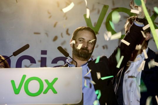 Vox irrumpe con 24 diputados en el Congreso, pero no será la ... - pressdigital.es