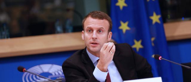 Emmanuel Macron au sommet des réformistes européens à Lyon | La ... - en-marche.fr