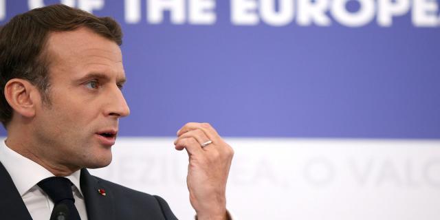 Européennes : comment Emmanuel Macron s'implique dans la dernière ... - lejdd.fr