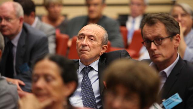 Gérard Collomb attend les pistes de l'Europe pour trouver « des ... - numerama.com