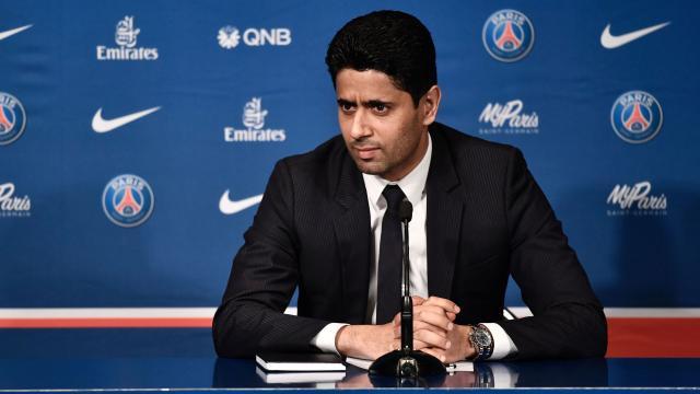 PSG : Nasser Al-Khelaïfi 'heureux' en vue du mercato d'hiver - blastingnews.com