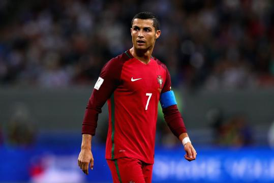 Portugal's Cristiano Ronaldo Fathers Twins Eva and Mateo | Time - time.com