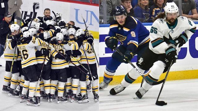 Bruins y Blues se medirán en la final 49 años después. NHL.com.