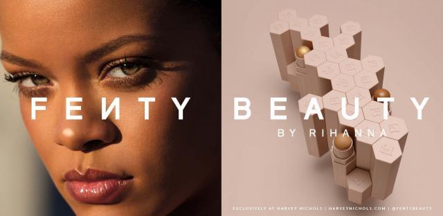 Fenty Beauty & Fenty - Rihanna, da cantante ad imprenditrice di successo