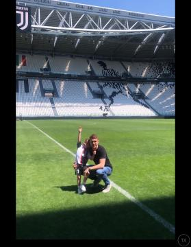 Juventus, Ramsey all'Allianz Stadium