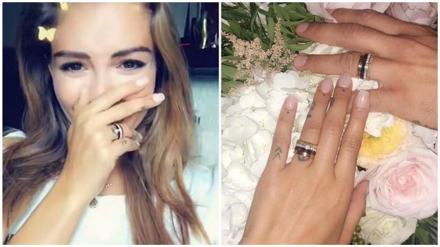 Le mariage de Nabilla et Thomas en préparation