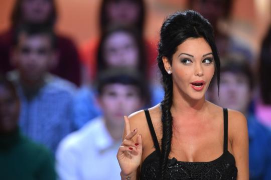 Nabilla, une star de la télé-réalité française