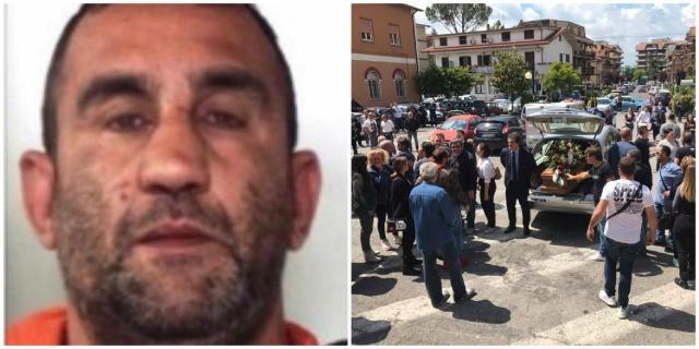 Deborah Sciacquatori: folla e applausi ai funerali del padre, ma ... - fanpage.it