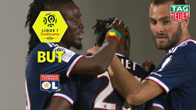 But Maxwel CORNET (89ème) / Nîmes Olympique - Olympique Lyonnais ... - dailymotion.com
