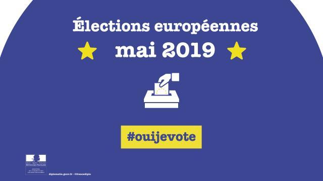 Élections européennes 2019 : inscrivez-vous sur une liste ... - ambafrance.org