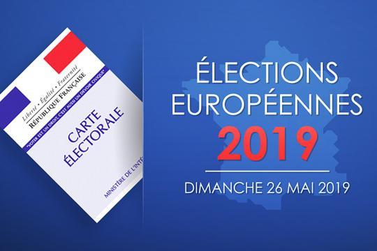 Élections européennes | 26 mai 2019 - Ville d'Aubagne - aubagne.fr