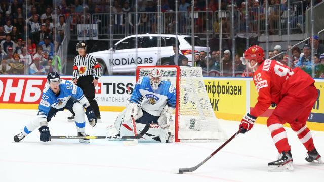 Finlandia dejó sin final a Rusia. www.tsn.ca