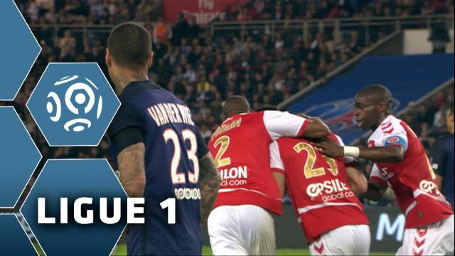 Goal Aissa MANDI (54') / Paris Saint-Germain - Stade de Reims (3-2 ... - youtube.com
